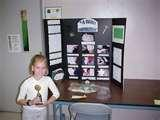 Photos of 3rd Grade Science Projects
