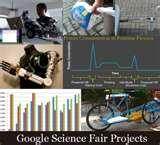 Photos of Google Science Fair Projects
