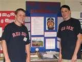 Photos of Baseball Science Fair Projects