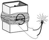 Electric Generator Science Project Pictures