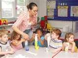 Photos of Preschool Science Projects