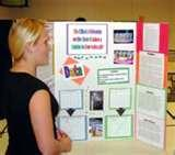 Photos of High School Level Science Fair Projects