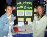 Photos of Winning High School Science Fair Projects