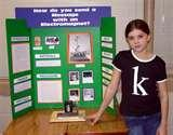 Good Science Project Photos
