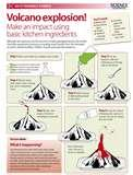 Volcano Science Projects For Kids Photos