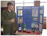 Pictures of The Best Science Fair Project Ever
