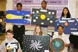 Images of Science Fair Projects For 3rd Grade Solar System