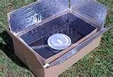 How To Make A Solar Oven Science Fair Project Pictures