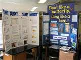 Photos of Physics High School Science Fair Projects