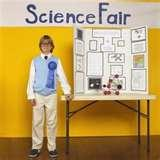 Photos of Award Winning Science Fair Projects