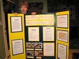 Photos of School Science Fair Projects