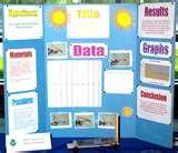 Photos of Science Fair Projects Topics