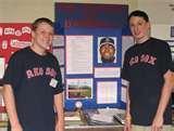Photos of Baseball Science Fair Projects