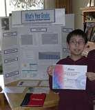 Pictures of Science Fair Projects 7th Grade