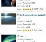 Space Science Projects Photos