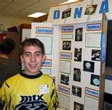 Photos of Math Science Fair Projects