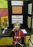 Science Project Display Board Photos