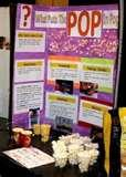 Photos of One Day Science Fair Projects