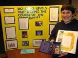 Pictures of Really Cool Science Fair Projects