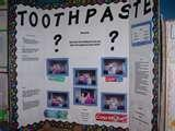 Photos of Grade School Science Projects