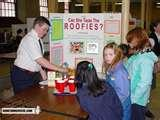 Pictures of Original Science Fair Projects