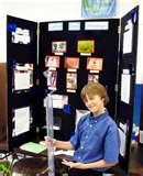 Photos of Kid Science Fair Projects