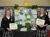 Photos of Grade 4 Science Fair Projects