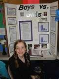 Photos of Full Science Fair Projects
