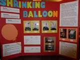Photos of 6 Grade Science Project