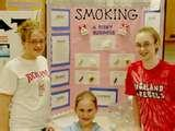 Pictures of Junior High Science Projects