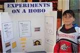Pictures of A Cool Science Fair Project
