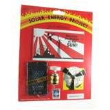 Photos of Science Project Solar Energy