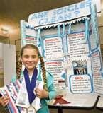 Photos of Physics Related Science Fair Projects
